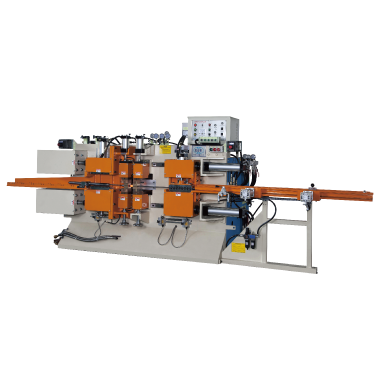 Horizontal Type Electrical Heating Upsetter